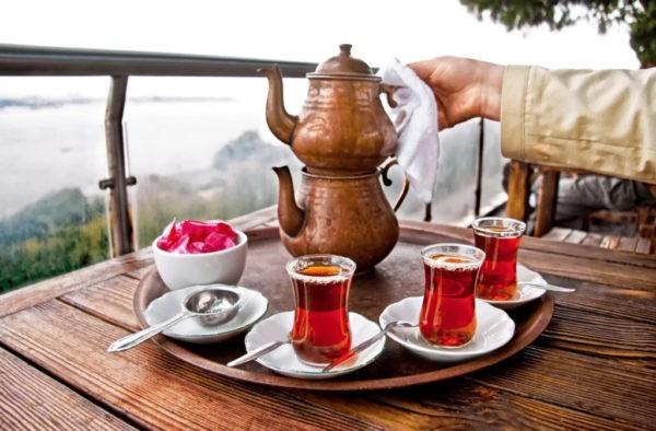 Турецкий чай Догус: как заваривать