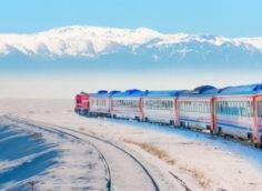 Туристический поезд Восточный экспресс в Турции: маршрут, где купить билета и стоимость проезда