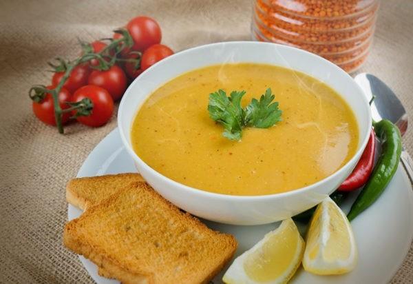 Mercimek çorbasi иличечевичный суп