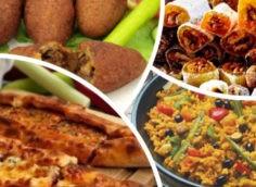 Блюда турецкой кухни из овощей и мяса, десерты, национальная еда: что стоит попробовать в Турции