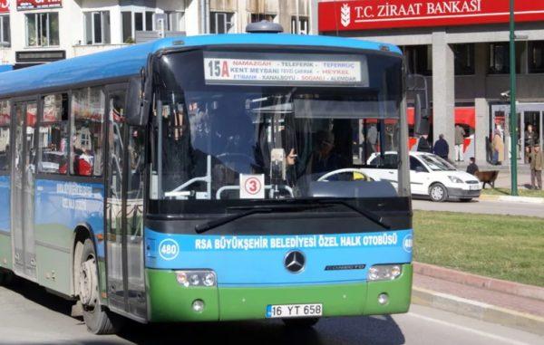 Автобус Бурса