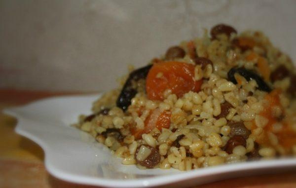 Булгур с грибами- рецепт блюда, а также с белыми, советы и тонкости приготовления