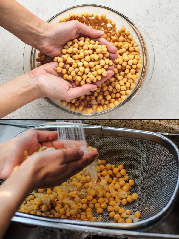 Хумус - классический рецепт приготовления в домашних условиях